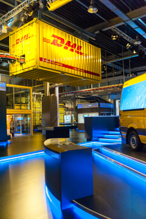 Reportagefoto, Inovationscenter DHL